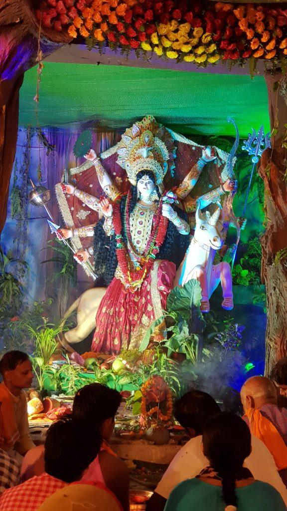 Dharmshala Chowk Durga Puja Muzaffarpur 2018 (1)