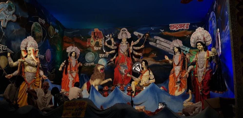 Durga Puja Muzaffarpur 2019 (11)