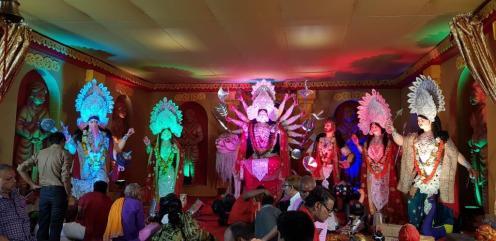 Durga Puja Muzaffarpur 2019 (22)