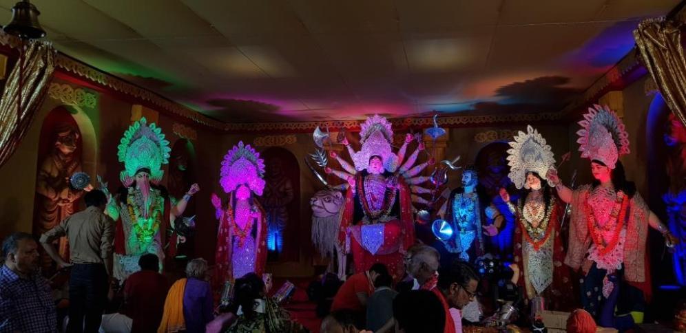 Durga Puja Muzaffarpur 2019 (23)