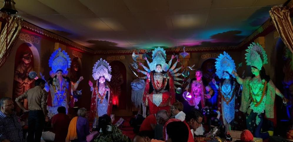 Durga Puja Muzaffarpur 2019 (24)