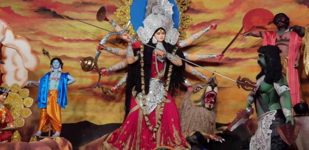 Durga Puja Muzaffarpur 2019 (27)