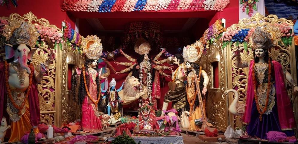 Durga Puja Muzaffarpur 2019 (29)