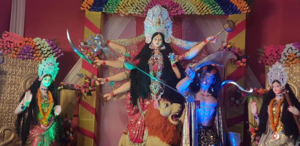 Durga Puja Muzaffarpur 2019 (3)