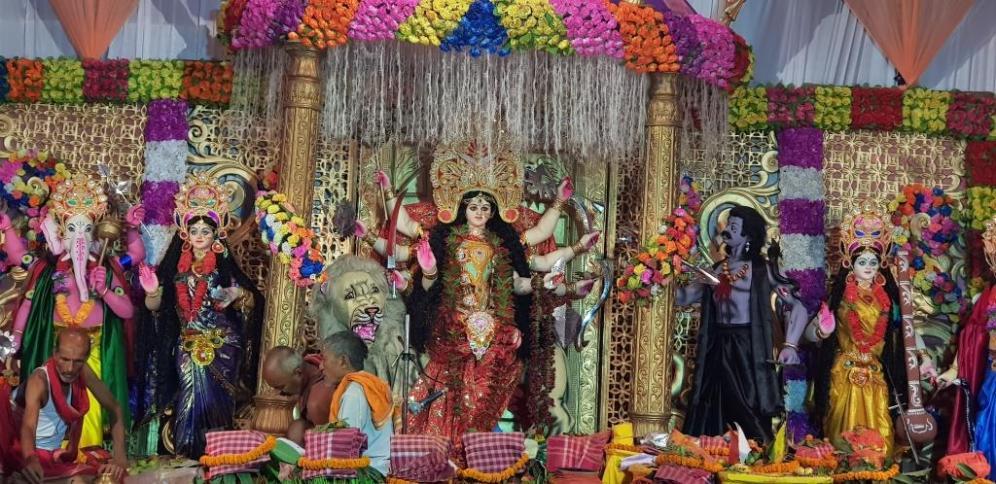Durga Puja Muzaffarpur 2019 (32)