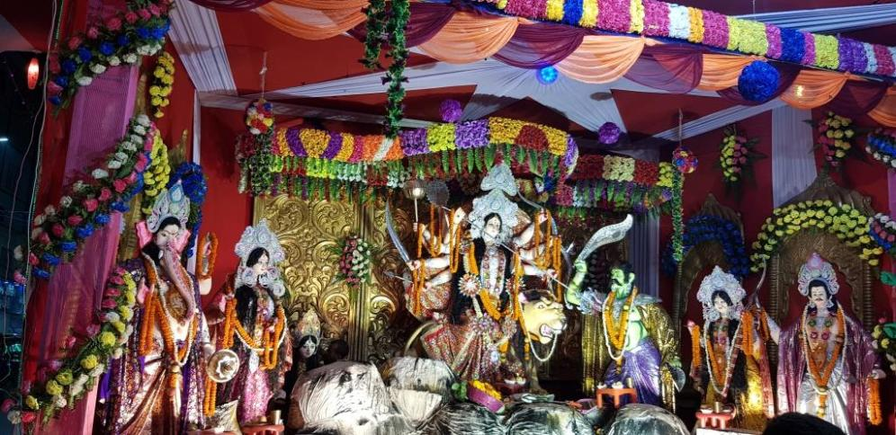 Durga Puja Muzaffarpur 2019 (42)