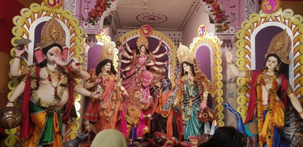 Durga Puja Muzaffarpur 2019 (46)
