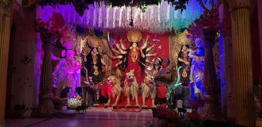 Durga Puja Muzaffarpur 2019 (51)
