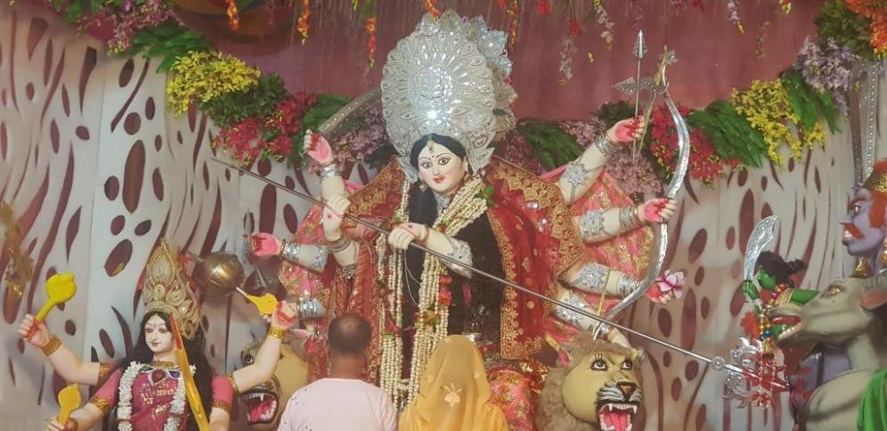 Durga Puja Muzaffarpur 2019 (54)