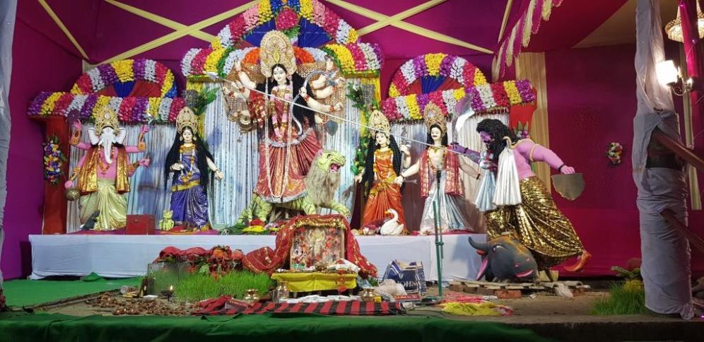 Durga Puja Muzaffarpur 2019 (57)