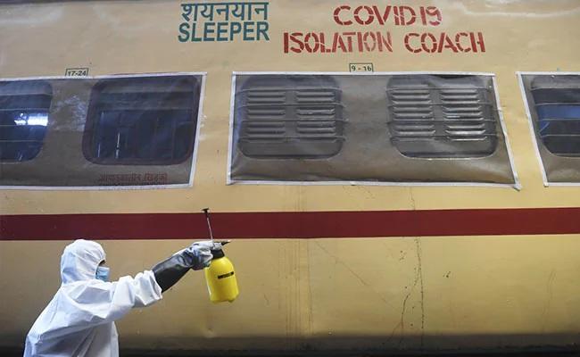 COVID 19 Railway Coach