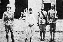 khudi ram bose with police