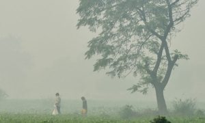 Muzaffarpur's air is dangerous even before Diwali