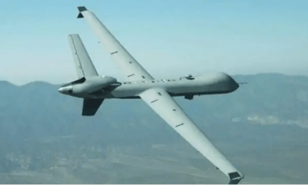 Two high-tech UAVs leased from the US Navy will have an enemy eye on India from a height of 40 thousand feet
