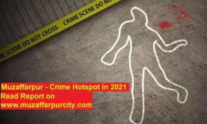 Muzaffarpur Crime Hotpsot in Muzaffarpur