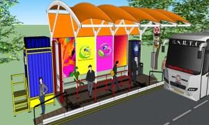 Muzaffarpur smart Bus