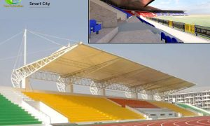 muzaffarpur smart city project sikandarpur stadium
