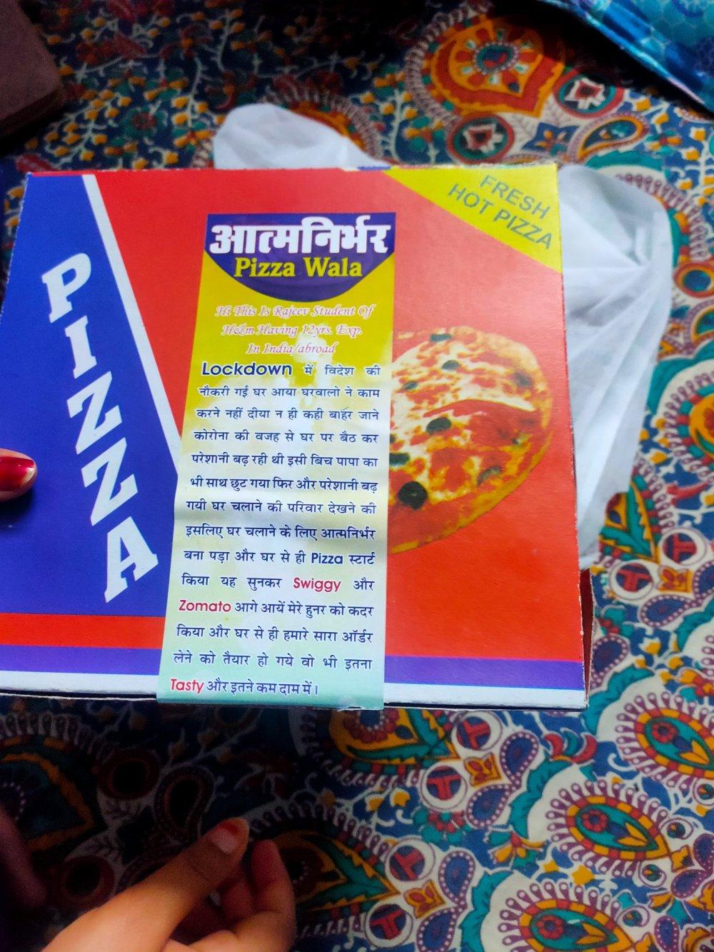 AATM Nirbhar pizza Muzaffarpur