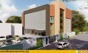 Muzfafarpur Smart City Controlling City