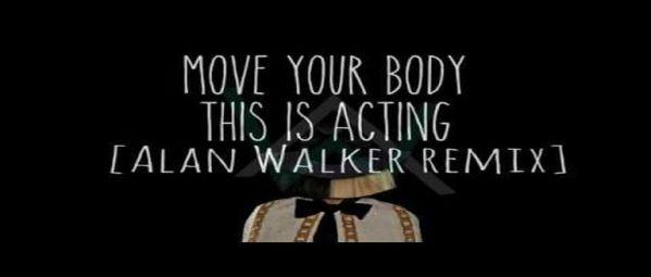 Sia – Move Your Body