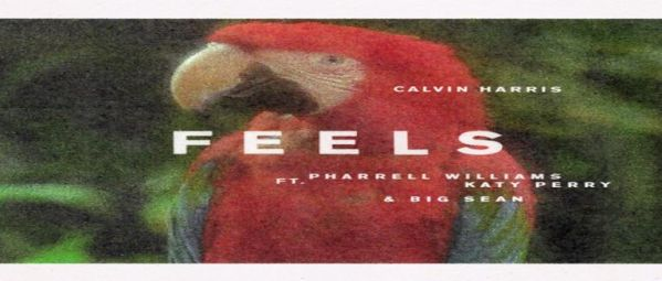 Calvin Harris – Feels ft. Pharrell Williams, Katy Perry, Big Sean