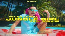 Young Leosia - Jungle Girl feat. Żabson czasoumilacz, granie na czekanie