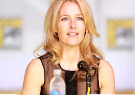 Джиллиан Андерсон (Gillian Anderson) / © Gage Skidmore / flickr