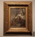 """Maurycy Gottlieb """"Scena wschodnia/Wygnanie Maurów z Granady""""; fot. Aleksandra"""
