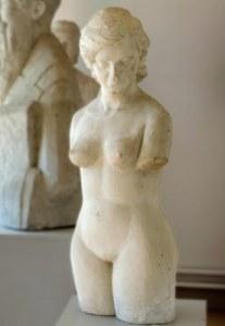 """Уметничка скулптура –""""Скулптура на жена""""- современа уметност, автор Сотир Димовски"""