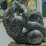 "Art Sculpture – ""Sculpture of a Woman"" – Contemporary Art, author Vojkan Jovanovic"