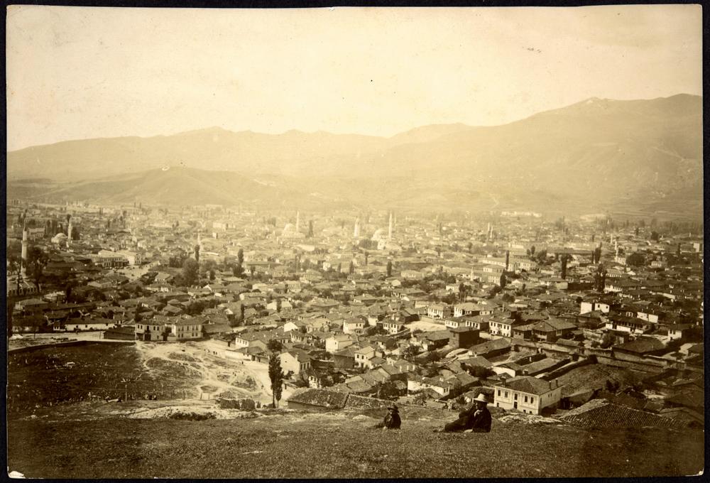 Panorama of Bitola, beginning of XX century