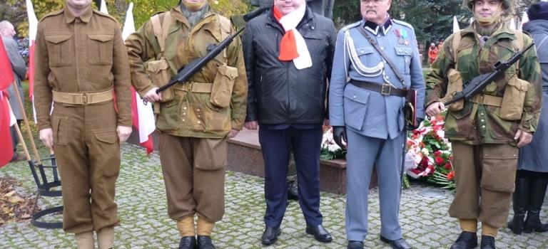 Obchody Narodowego Święta Niepodległości w Gdańsku