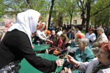 Праздник Весны и Победы