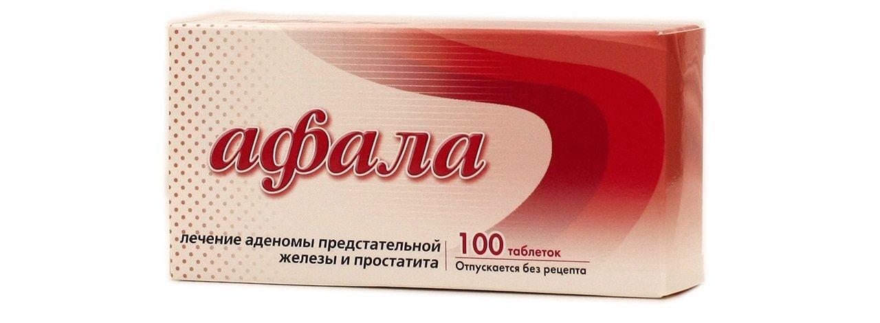 Афала для лечения простатита причины образования простатита