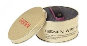 GSMIN WR11 — умный гаджет, который знает о вас практически все!