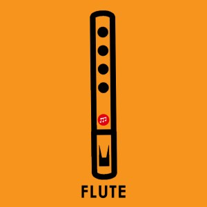 Online Group Flute classes - Advanced - 12 sessions