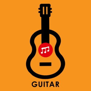 Classroom Grp-of-2 Guitar  classes - Advanced Grd7-Grd8 - 12 sessions