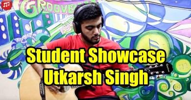 Student Showcase – Utkarsh Singh
