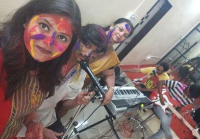 Holi Celebrations at Muziclub