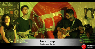 Creep – Iris, Radiohead Cover Live At CRCC Pune