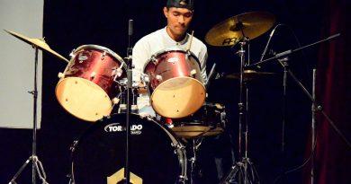 Subham Chand Sahu – Drums