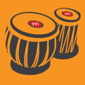Online Group Tabla classes - Intermediate Grd 4-Grd 6 - 12 sessions