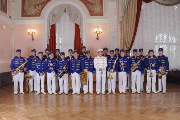 эстрадно-духовой оркестр «Тагил-бэнд»