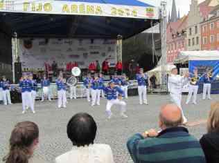 «21-й Международный фестиваль духовых оркестров Fijo 2014»