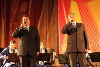 Николай Рыбаков и Яков Герт