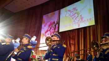 День учителя эстрадно-духовой оркестр «Тагил-бэнд»