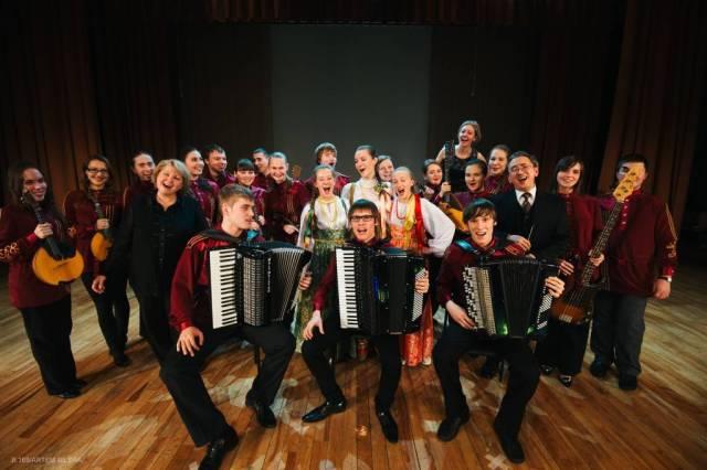 Оркестр народных инструментов Детской филармонии (Екатеринбург)