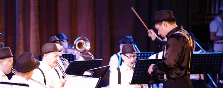 Концерт еврейской музыки, фаршированный одесским юмором
