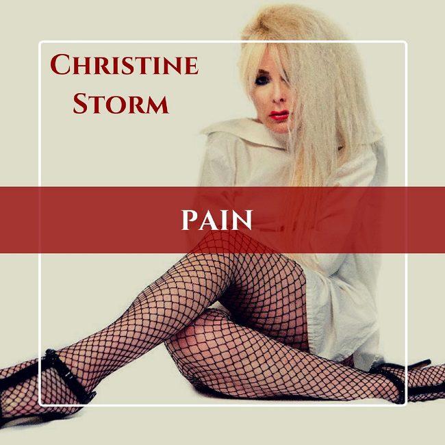 Pain Christine Storm Red 1