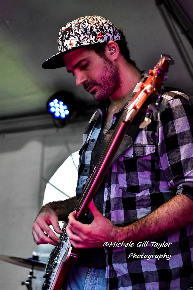 Bass Guitarist Gianluca Magalotti